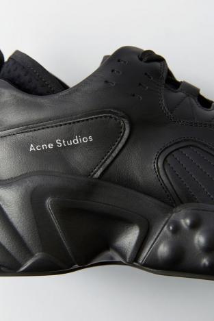 Acne Studios Black Ace Jeans men,acne studios sneakers