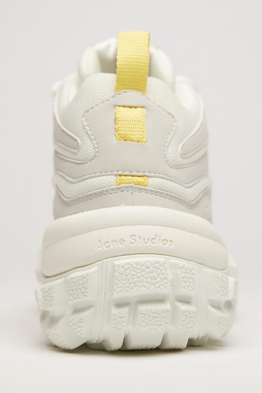 Bolzter Bensen W White Sneakers | Svean AS Nettbutikk