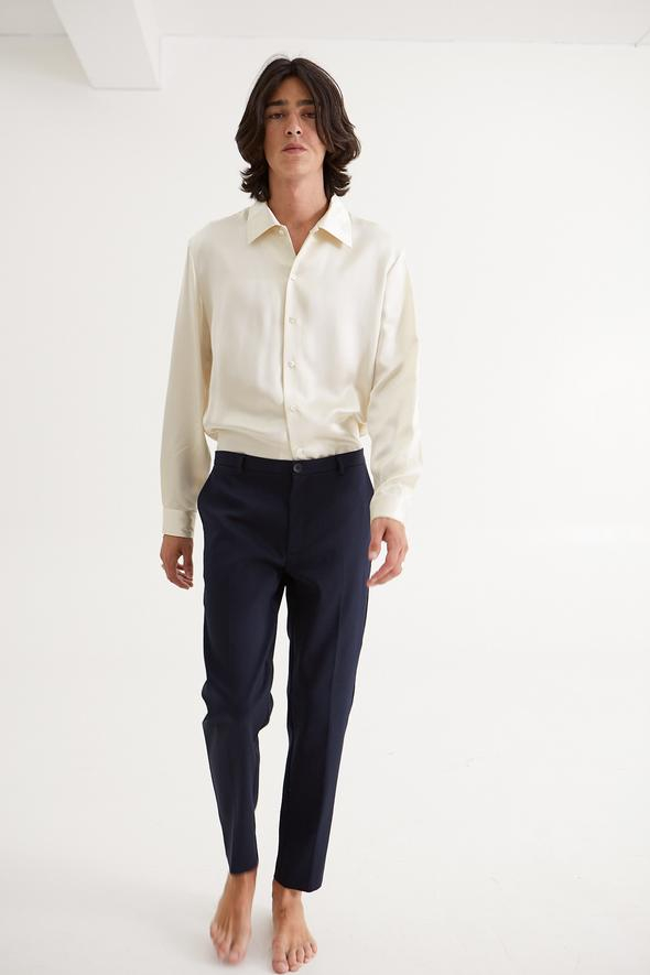 Harvey Trousers Navy | Svean AS Nettbutikk
