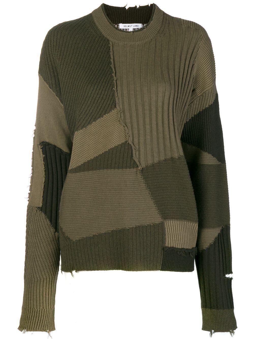 0a1cd41e Military Grunge Patchwork Knit | Svean AS Nettbutikk